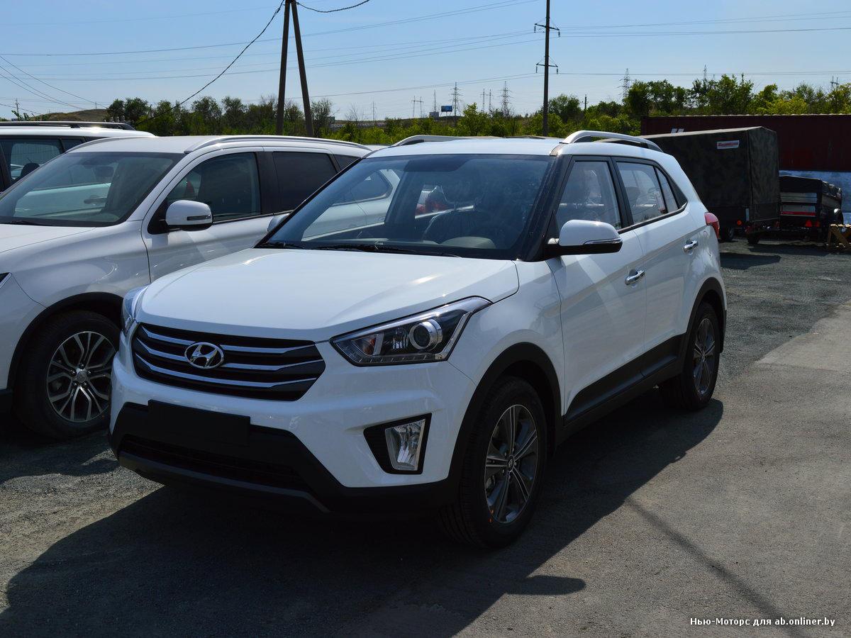 Hyundai Creta Travel