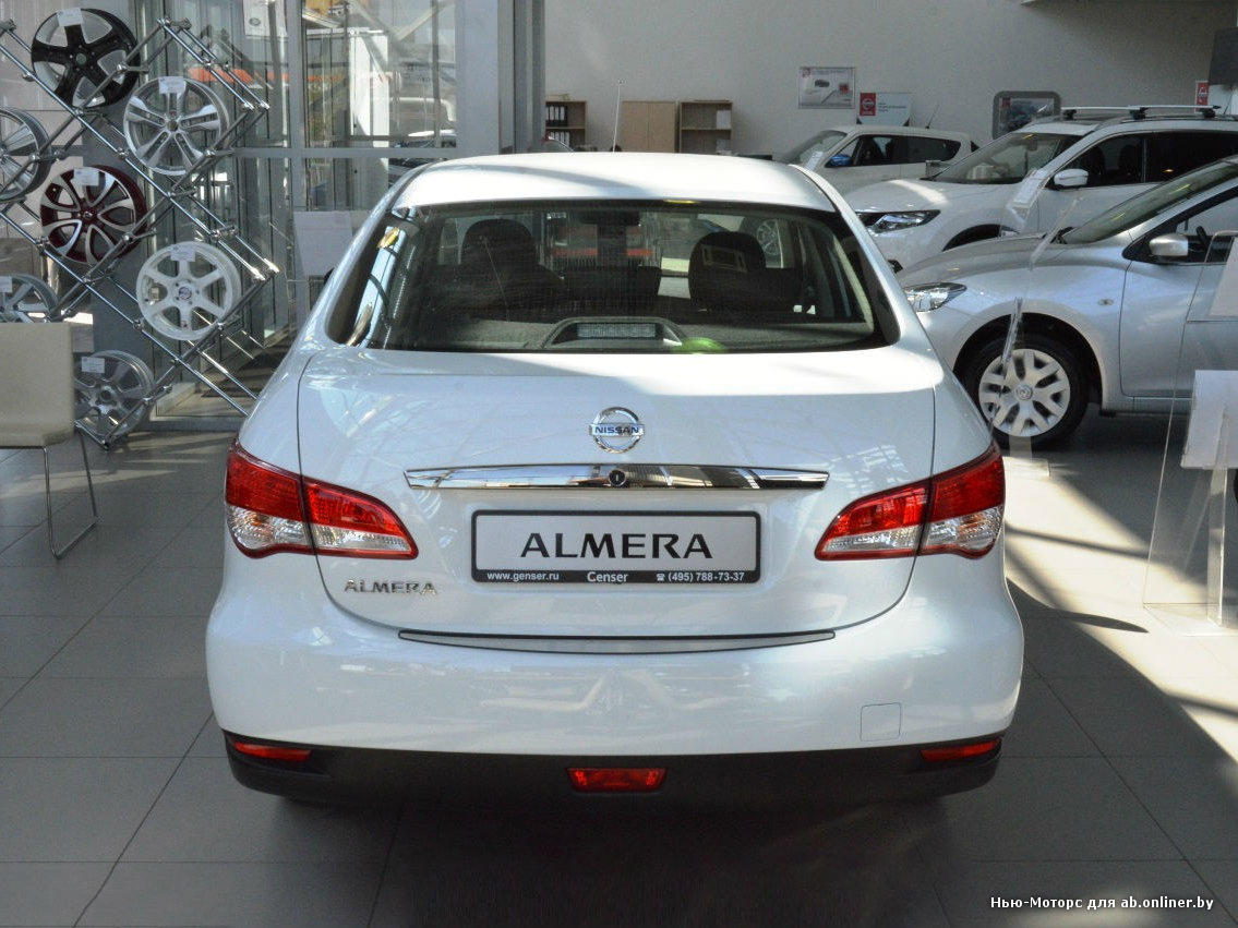 Nissan Almera Comfort AT