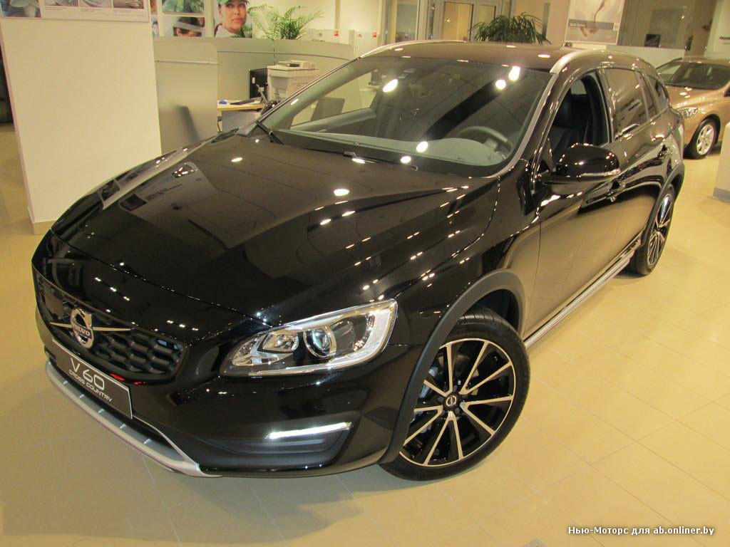 Volvo V60 Cross Country Kinetic