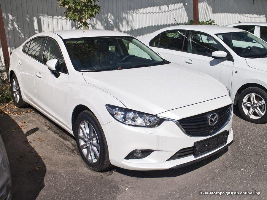 Mazda 6 Drive