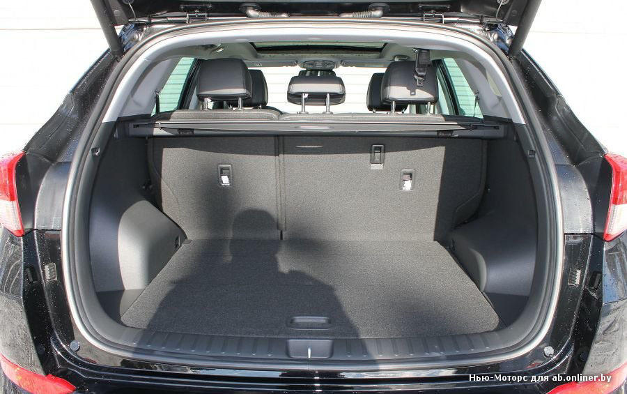 Hyundai Tucson Prime