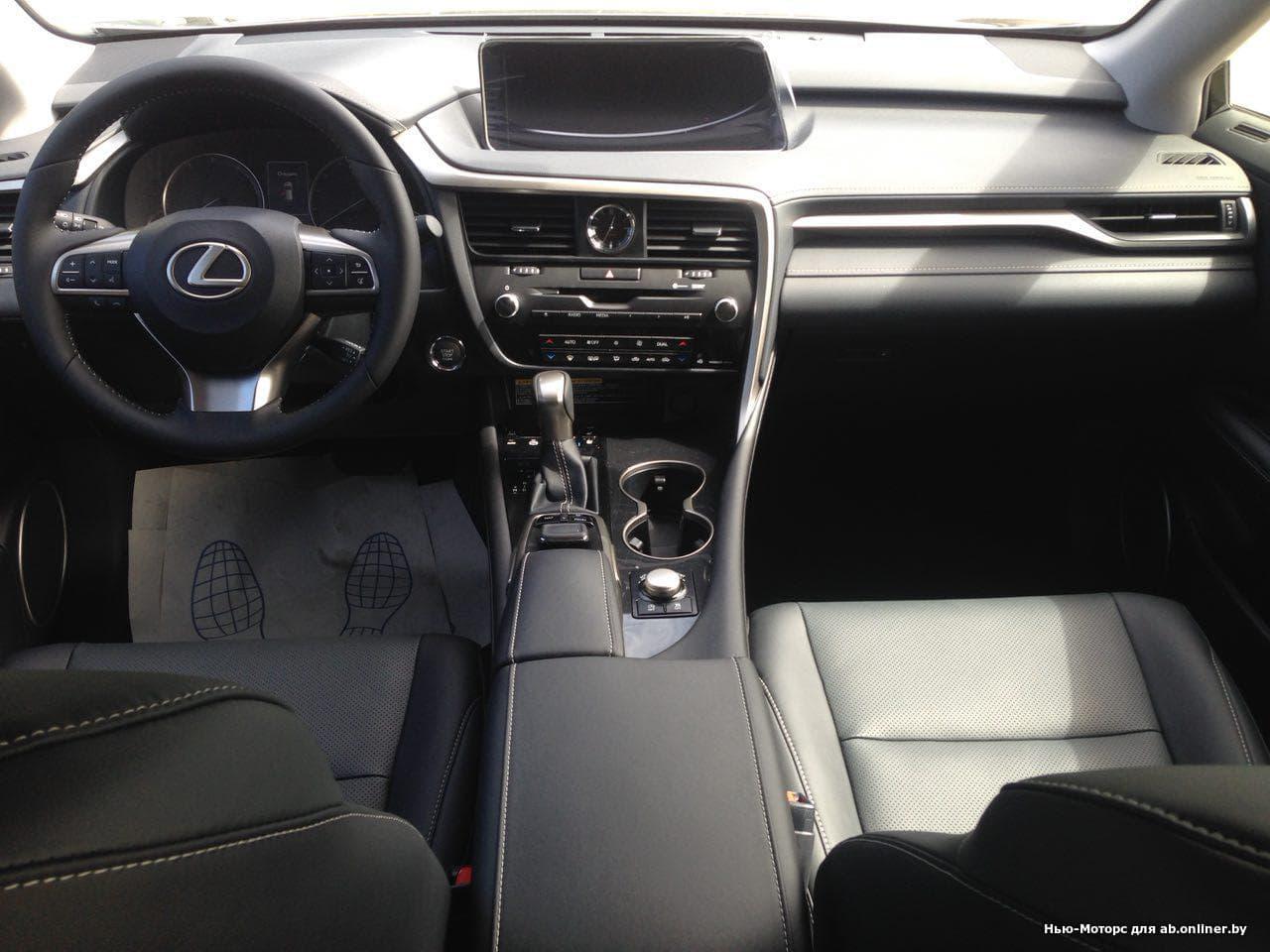 Lexus RX 300 AWD Luxury Safety
