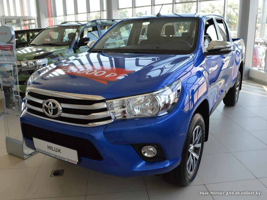 Toyota Hilux Standart