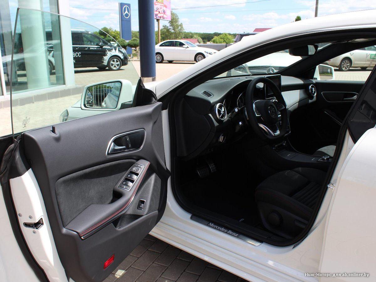 Mercedes CLA200