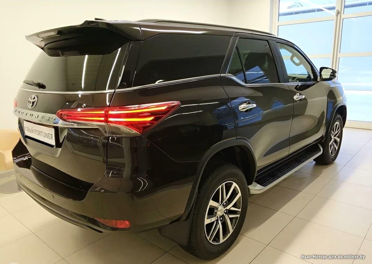 Toyota Fortuner Престиж