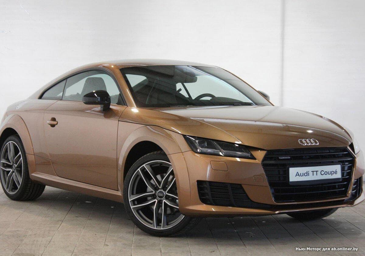 Audi Coupe TT 6G