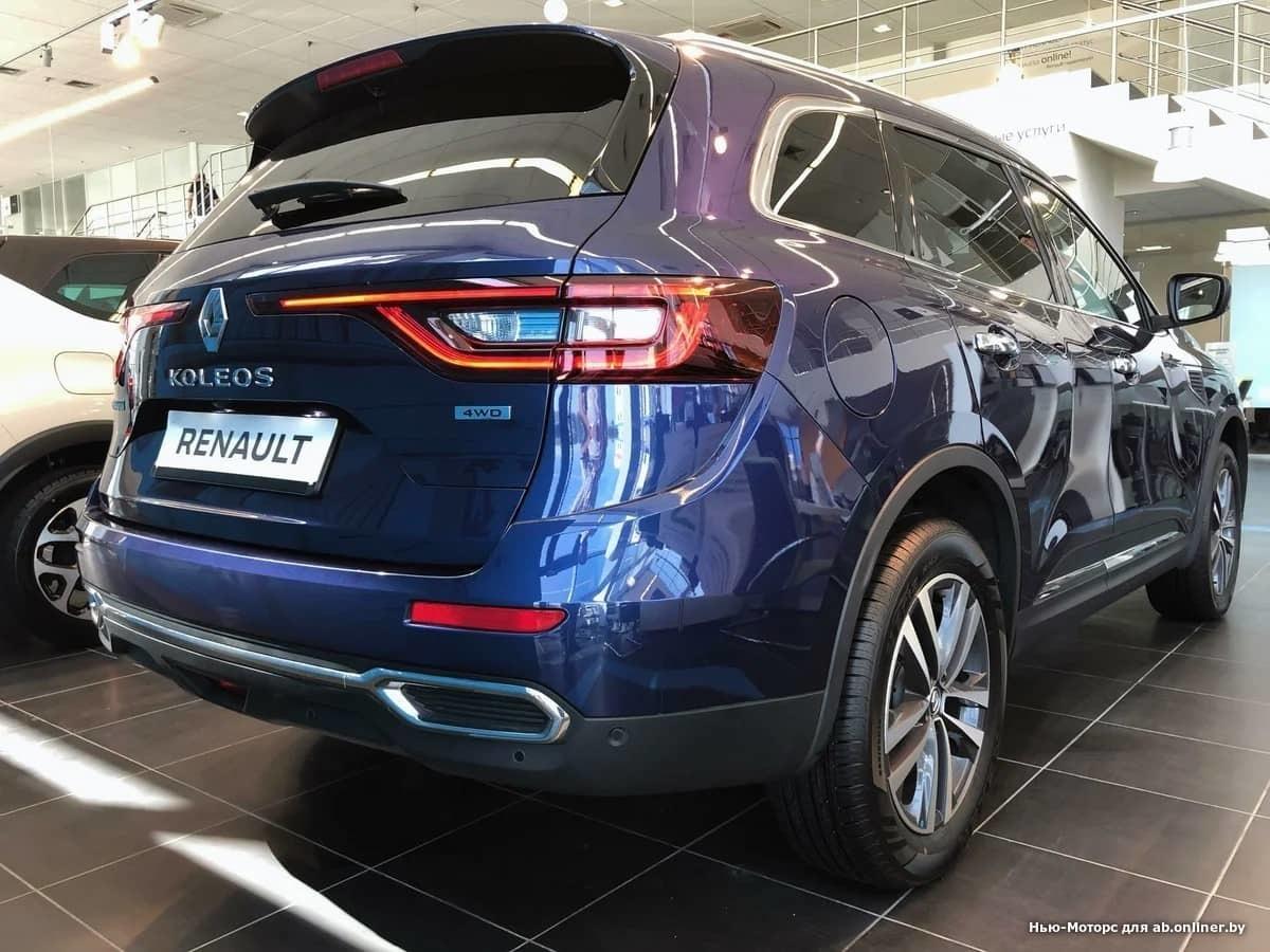 Renault Koleos Premium