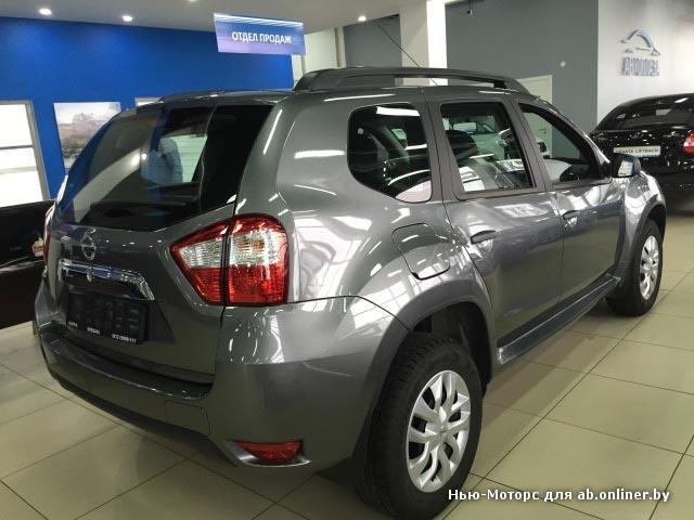 Nissan Terrano Elegance