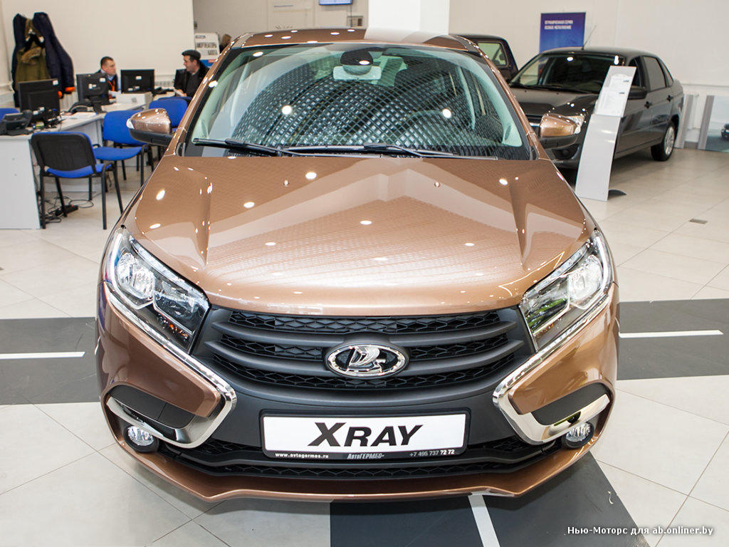 ВАЗ (Lada) XRAY Advanced