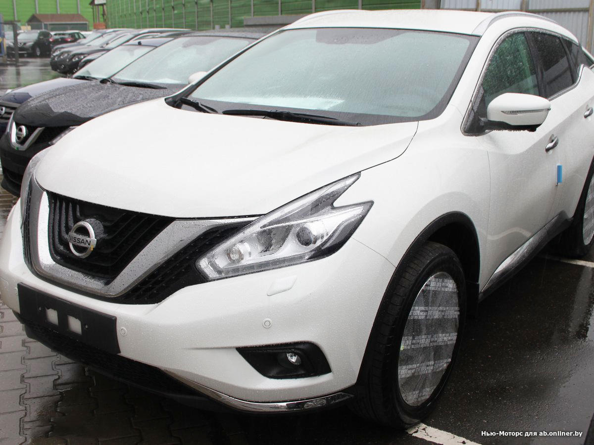 Nissan Murano Mid