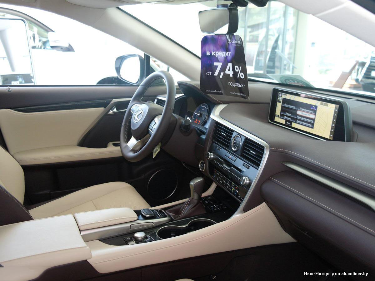 Lexus RX 450h AWD Premium