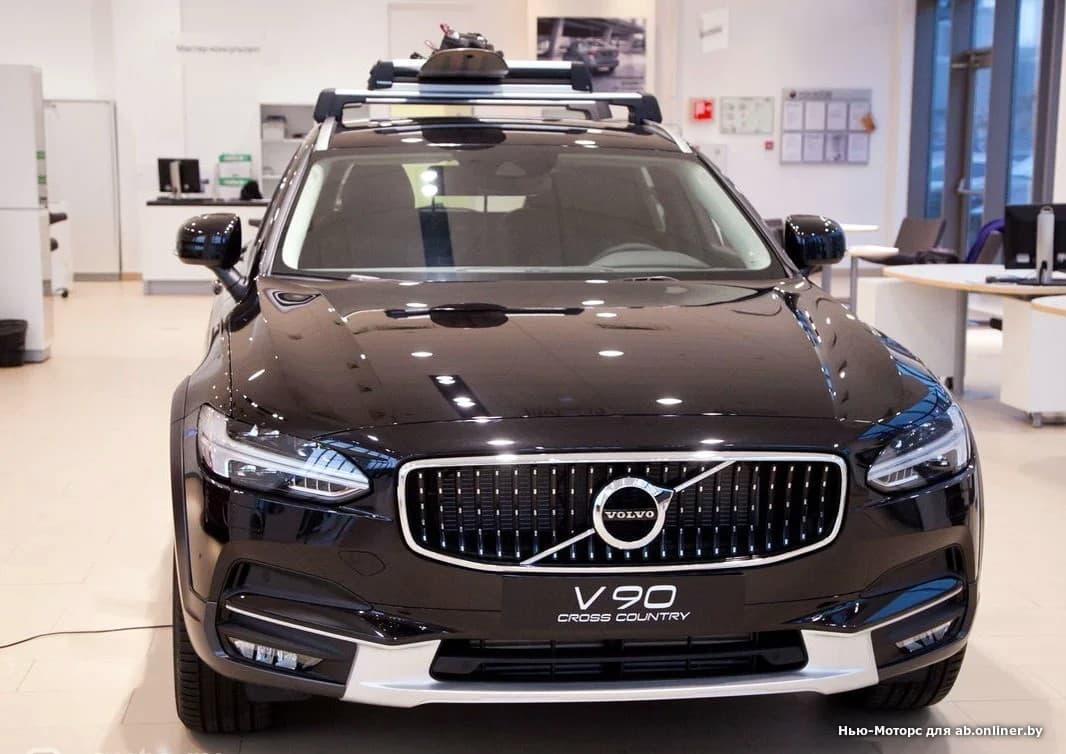 Volvo V90 Plus T5 AWD Drive-E 249 л.с.
