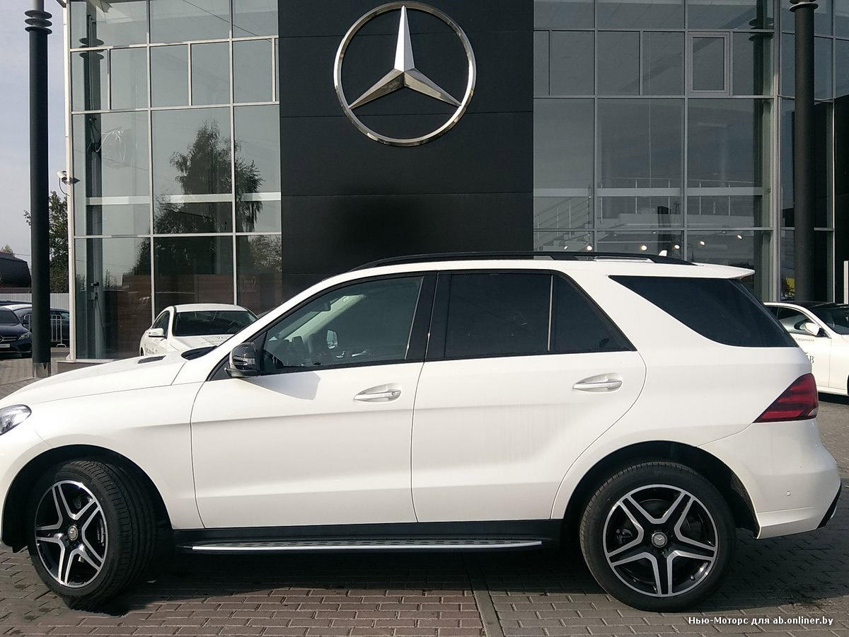 Mercedes GLE300 4MATIC OS
