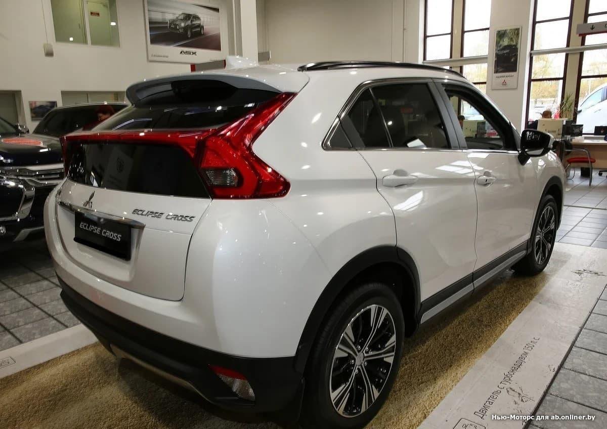 Mitsubishi Eclipse Cross Instyle