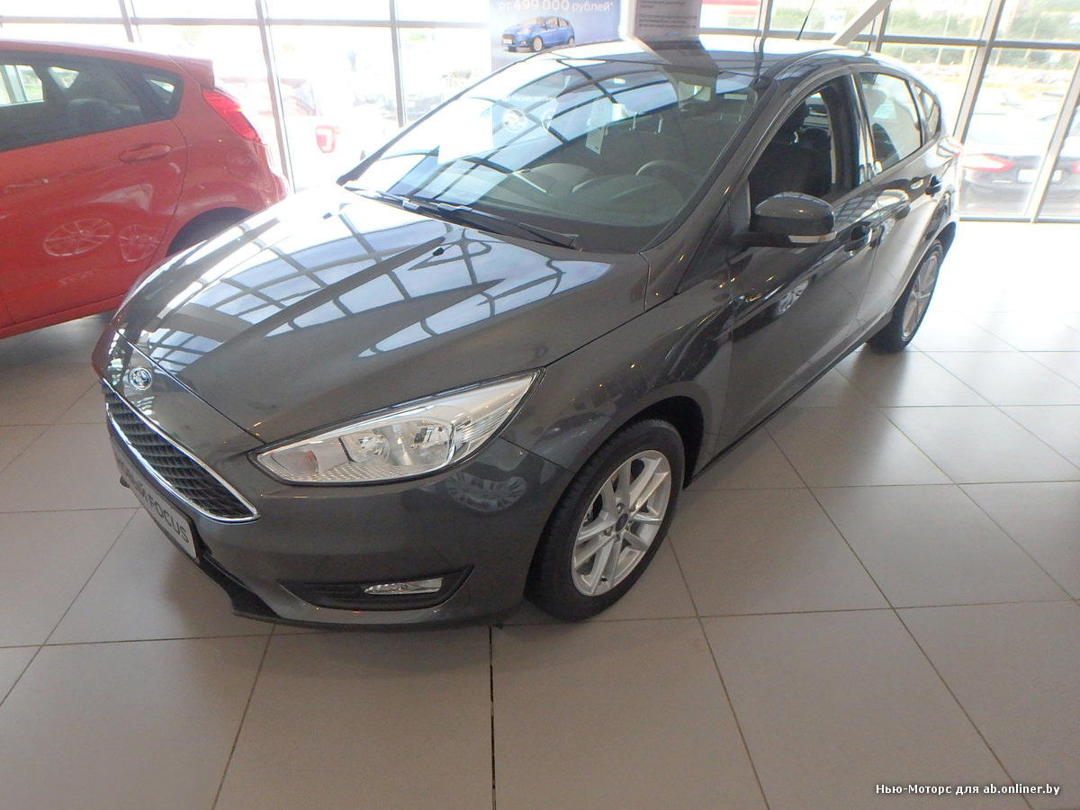 Ford Focus AMT SYNC Edition