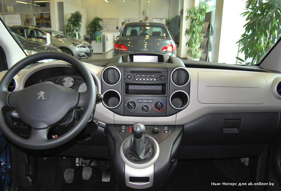 Peugeot Partner Tepee Active
