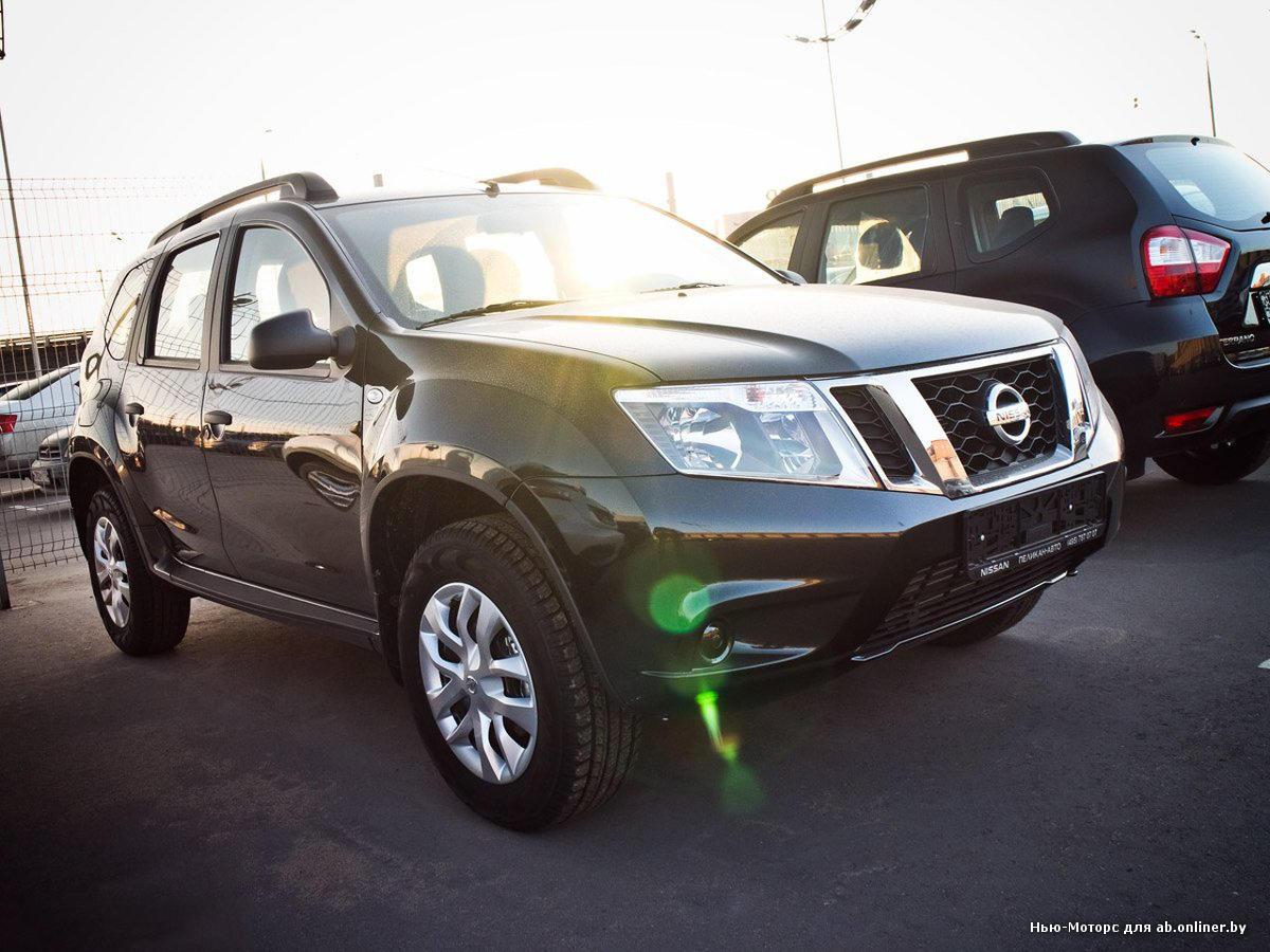 Nissan Terrano New Comfort