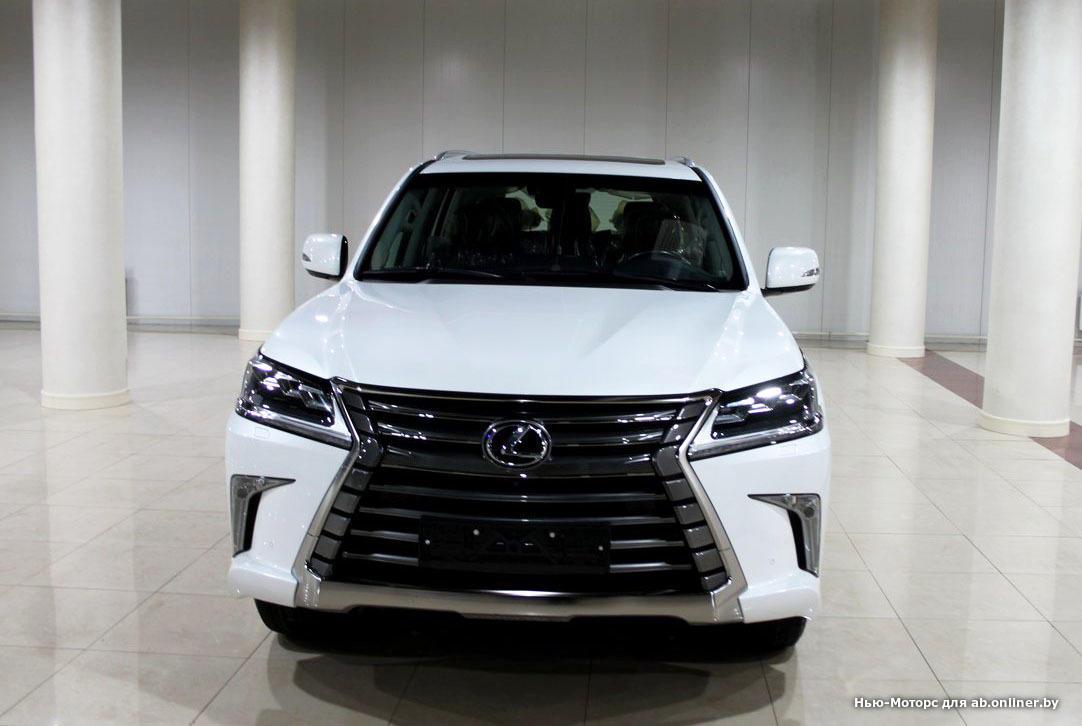 Lexus LX 570 Luxury+