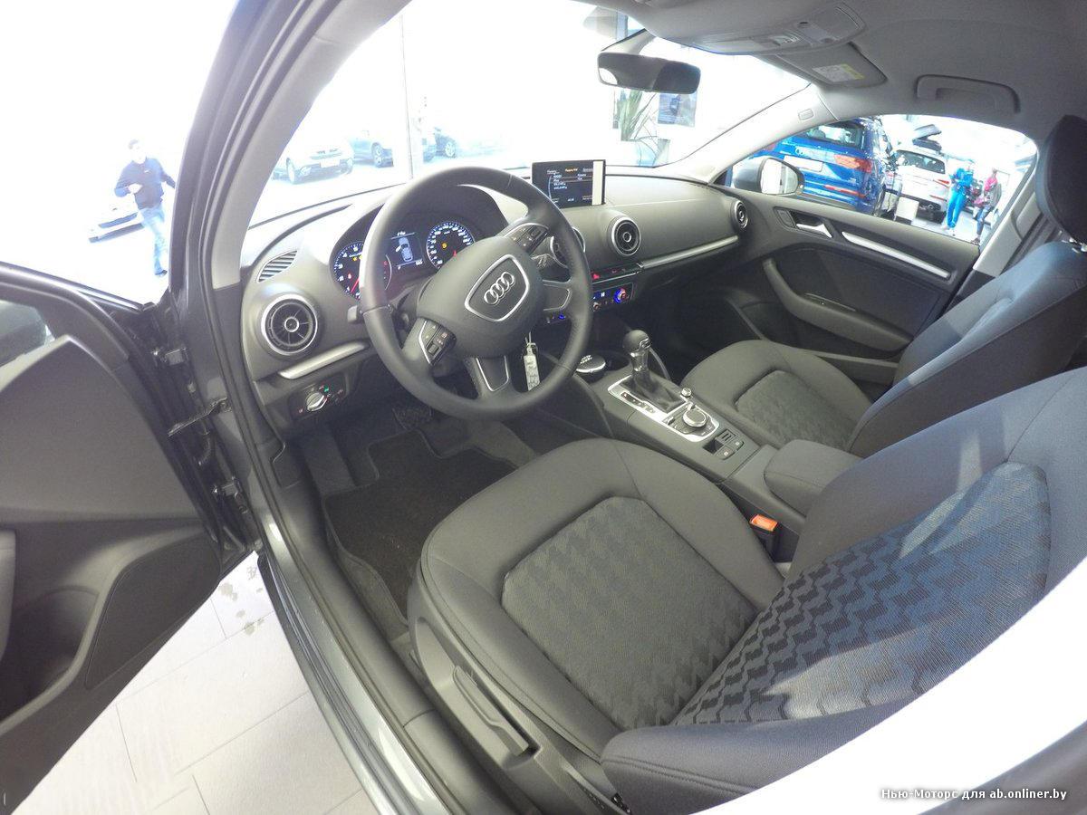 Audi A3 6MT
