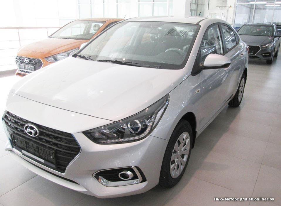 Hyundai Solaris Elegance