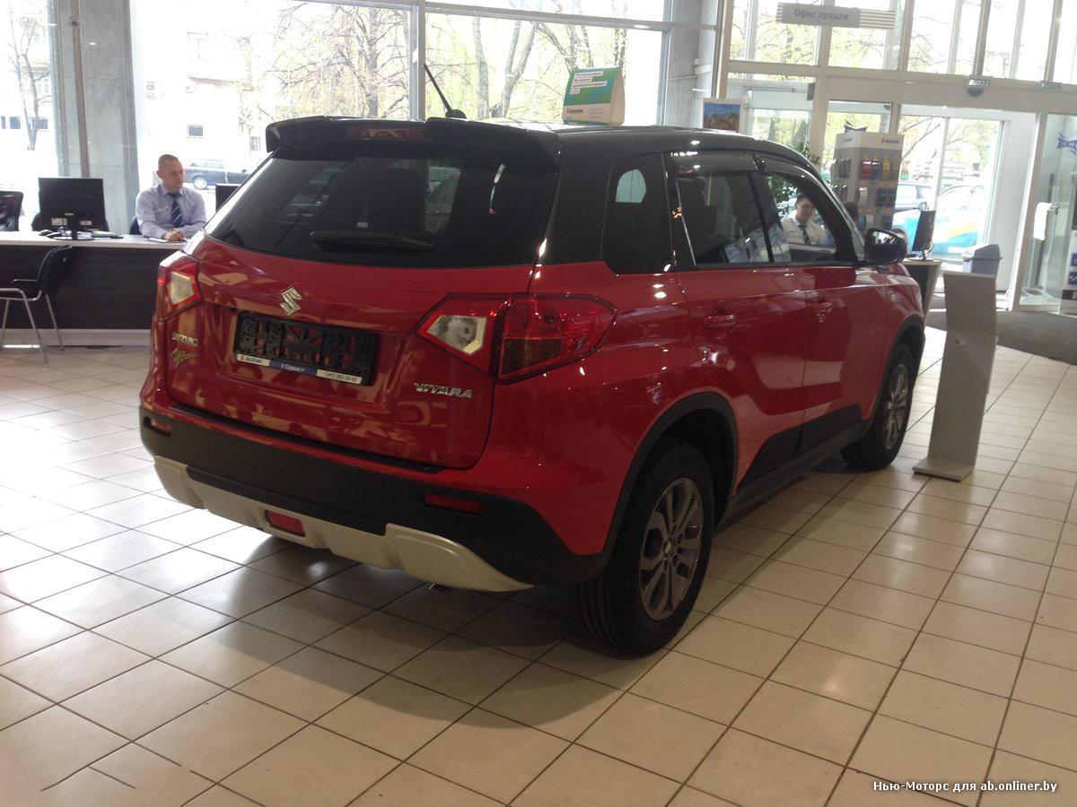 Suzuki Vitara New GI
