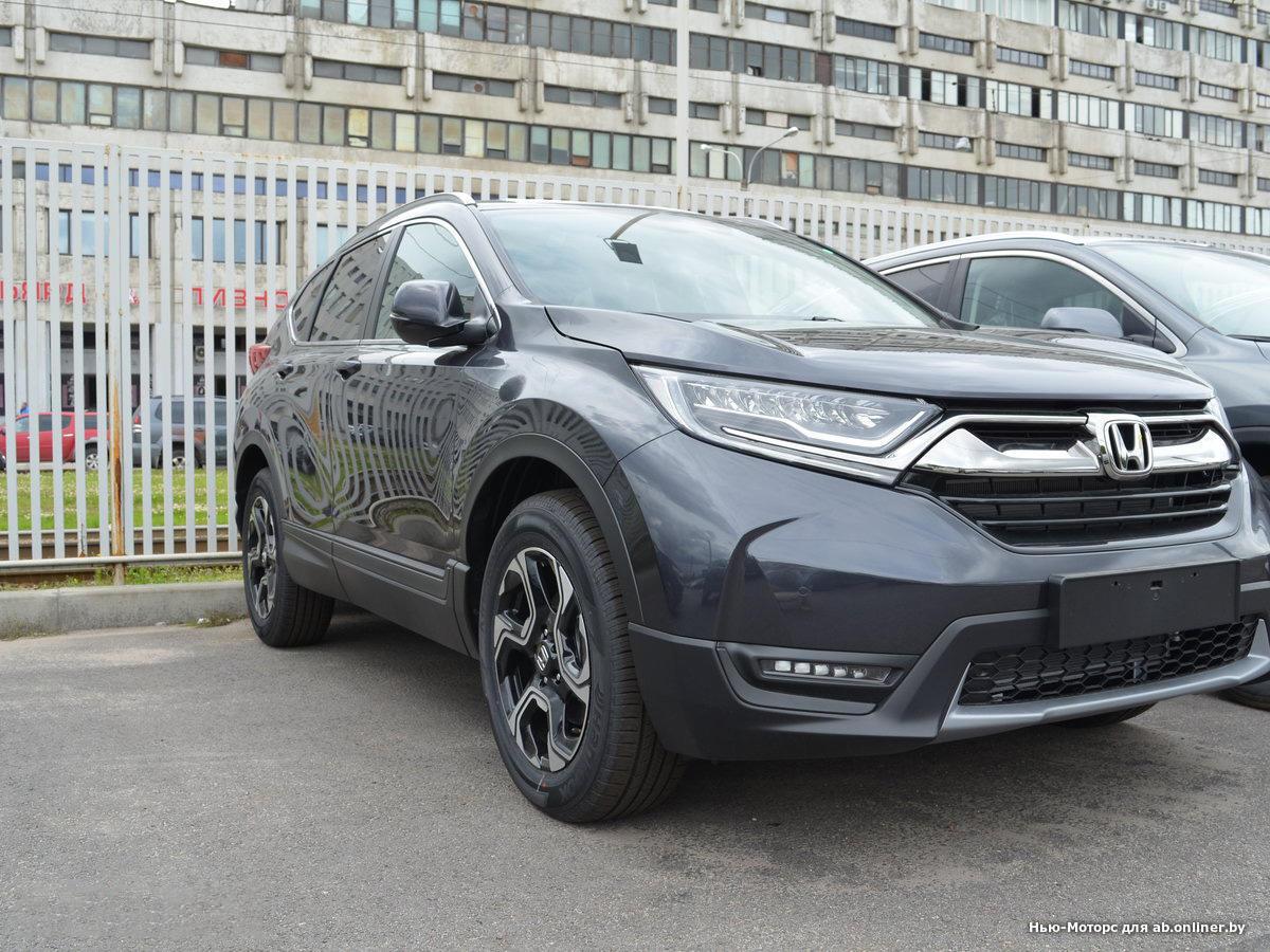 Honda CR-V Lifestyle