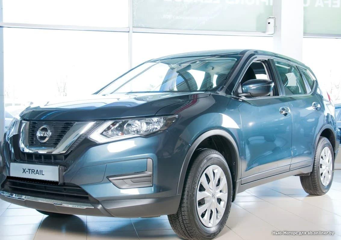 Nissan X-Trail XE 2,0 л. 144 л.с.