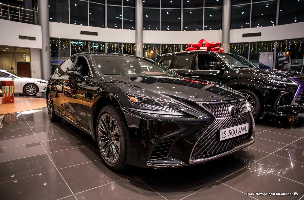 Lexus LS 500 Premium 2
