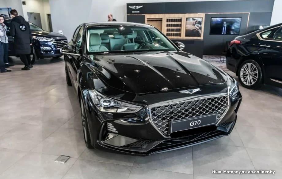Genesis G70 Premier