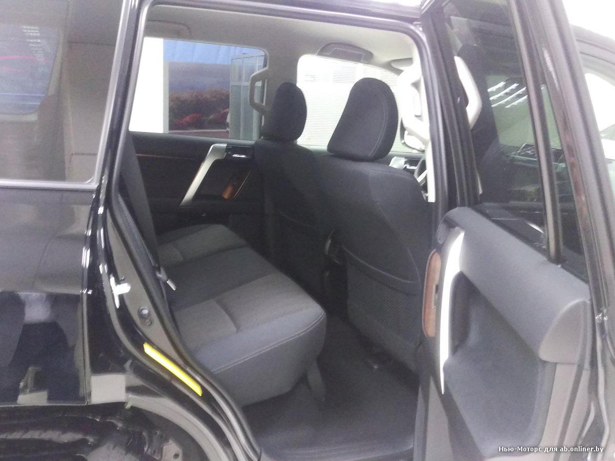 Toyota Land Cruiser Prado Classic