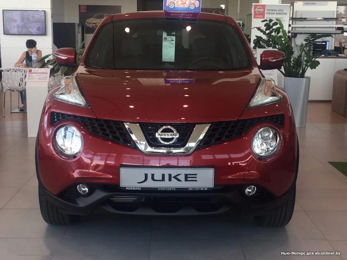 Nissan Juke LE