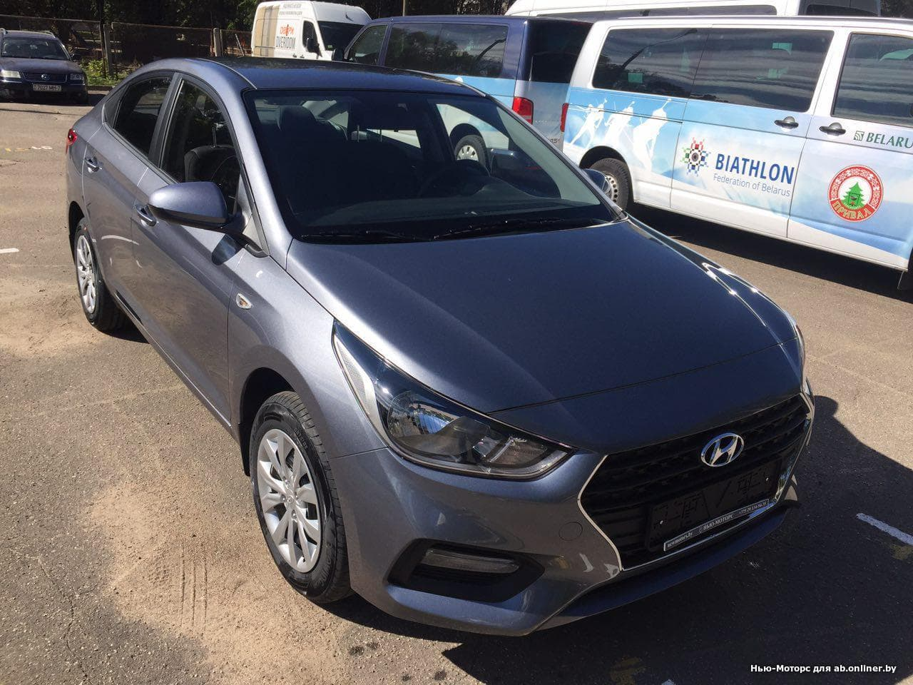 Hyundai Solaris Active