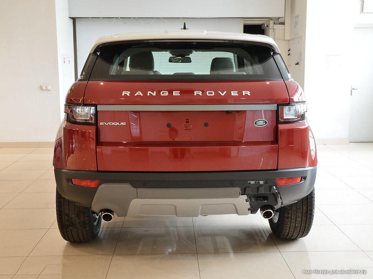 Land Rover Range Rover Evoque Si4 SE