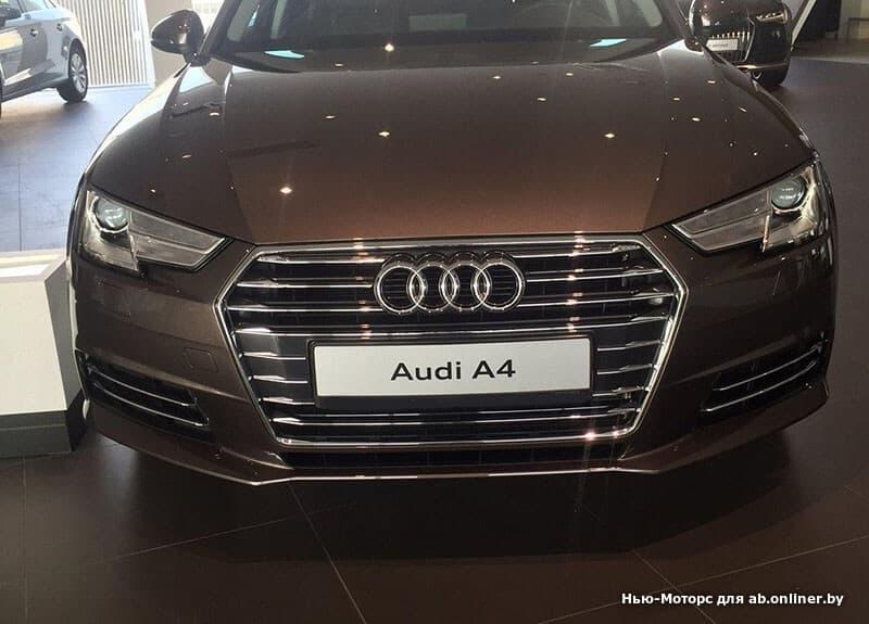 Audi A4 Design