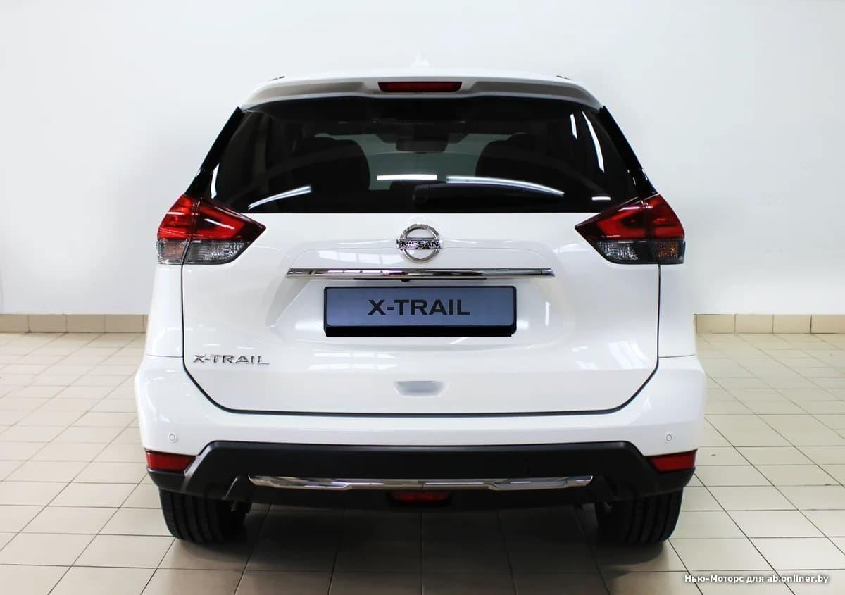 Nissan X-Trail LE+ 2,0 л. 144 л.с. 4WD