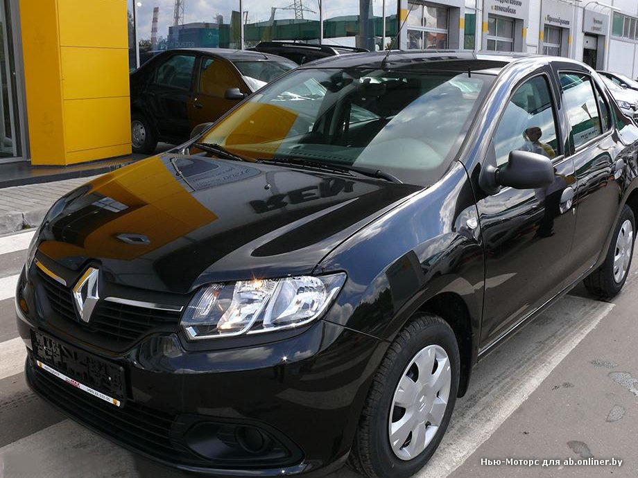 Renault Logan Confort