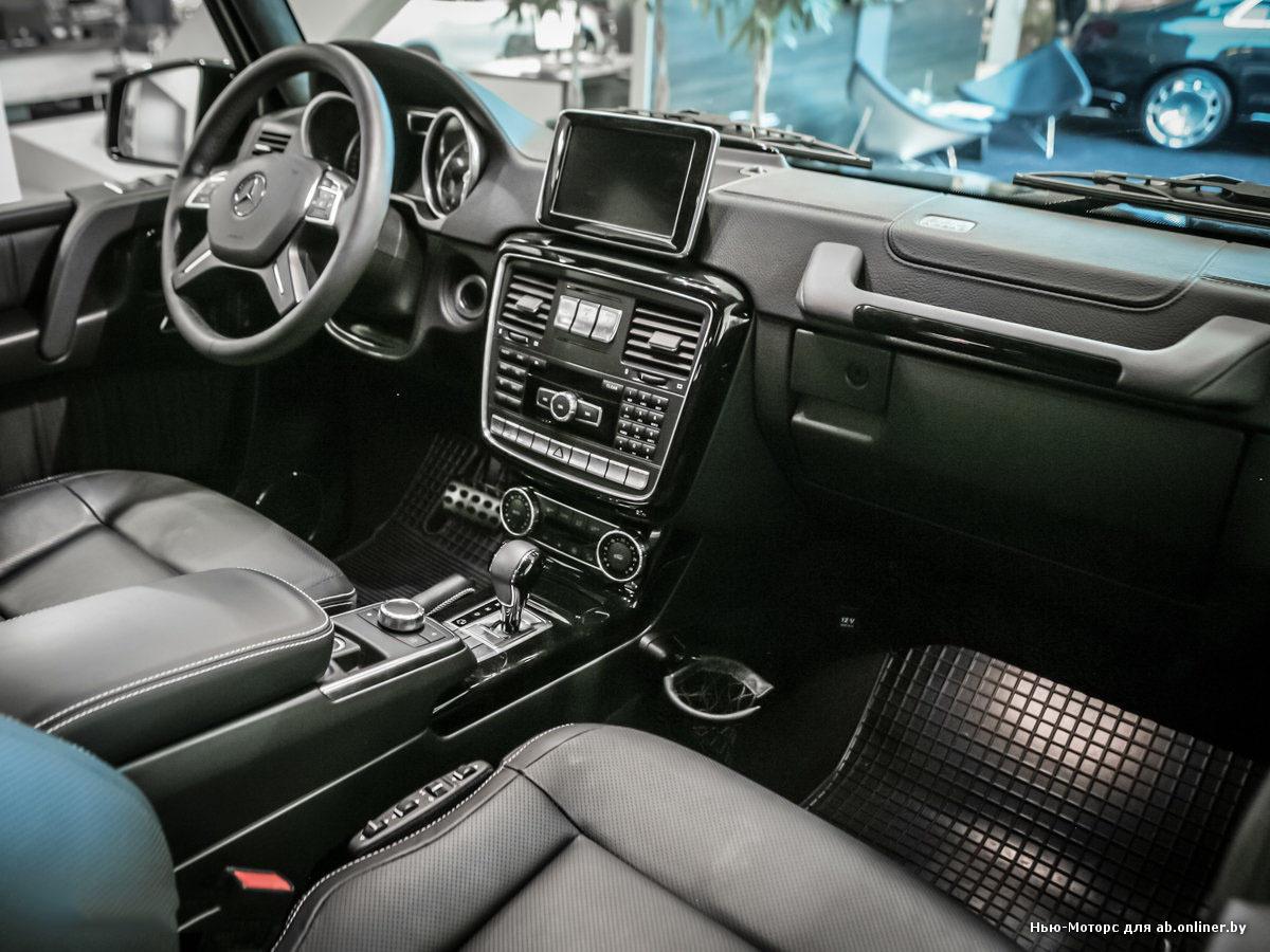 Mercedes G500 5D
