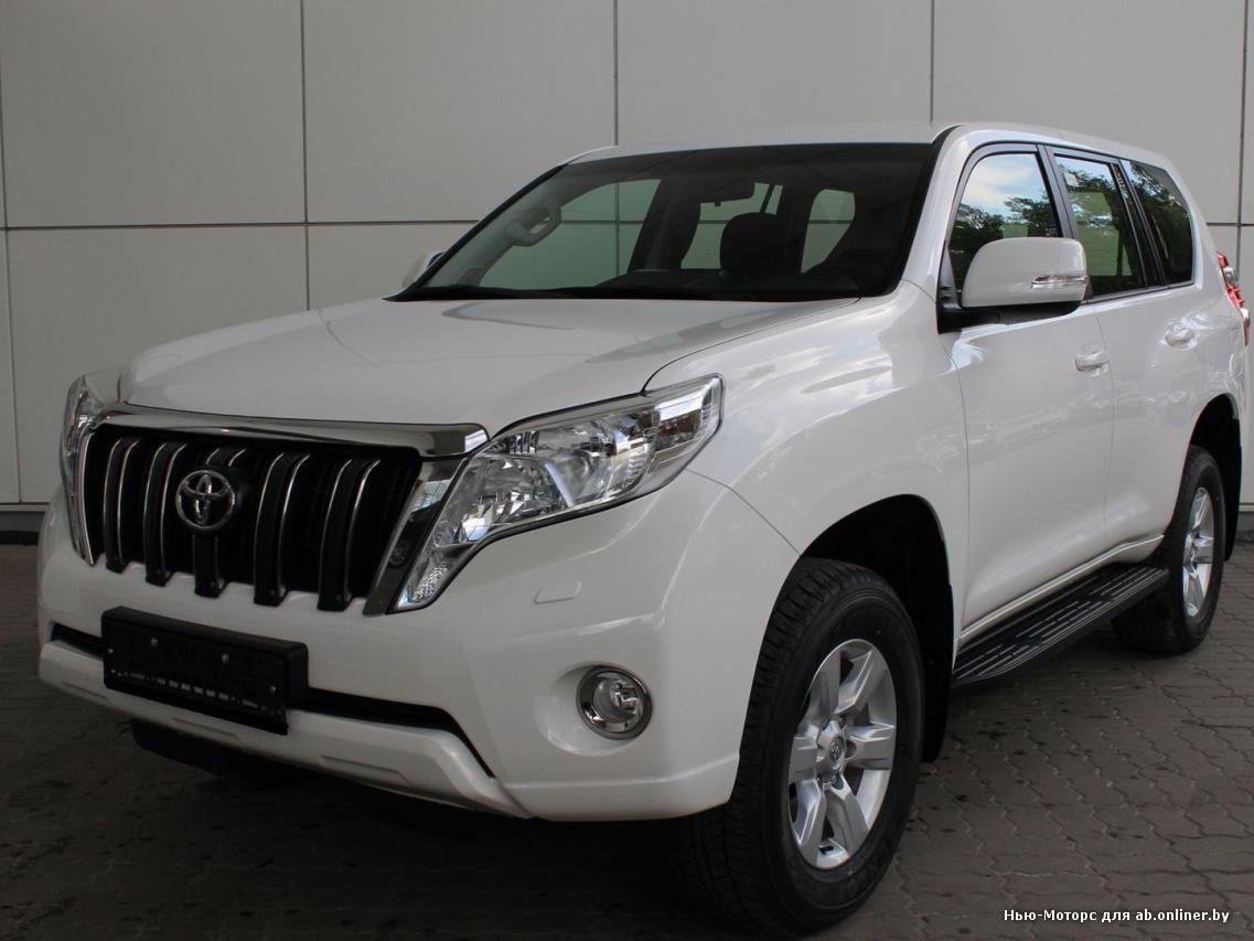 Toyota Land Cruiser Prado Elegance
