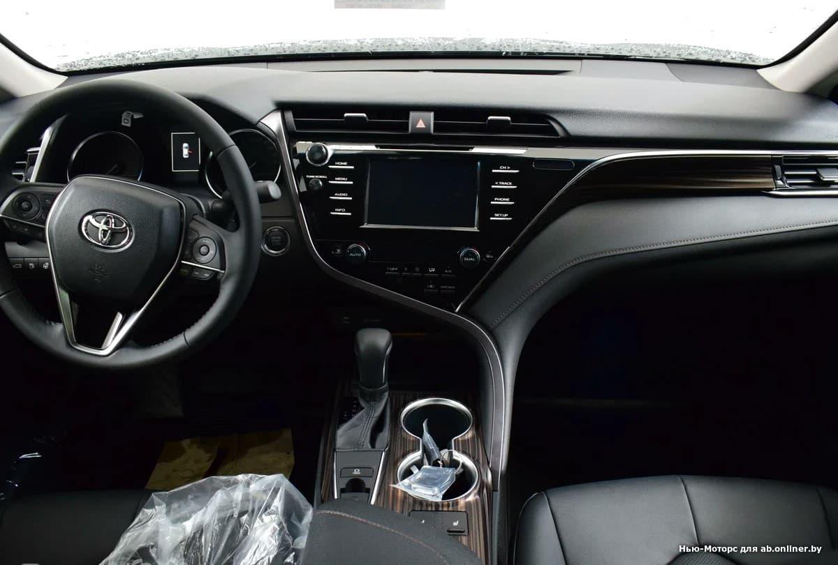 Toyota Camry Элеганс Safety