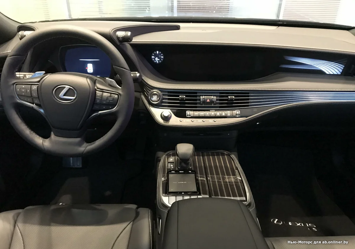 Lexus LS 500 Comfort+