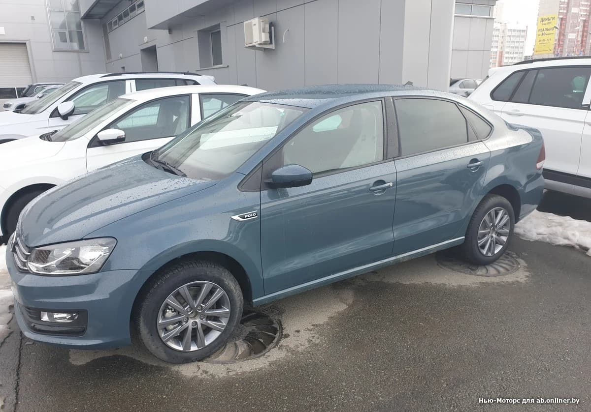 Volkswagen Polo CONNECT 1.6 90 5-МКП