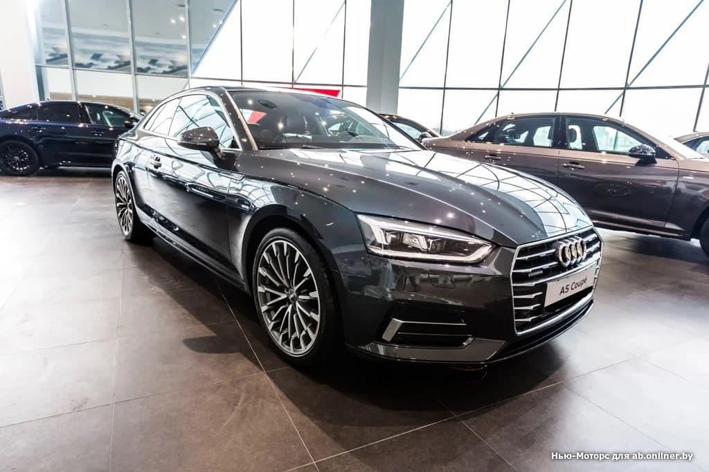Audi A5 Design 45 TFSIquattro