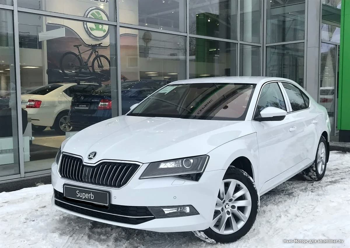 Skoda Superb Ambition 180 л.с.