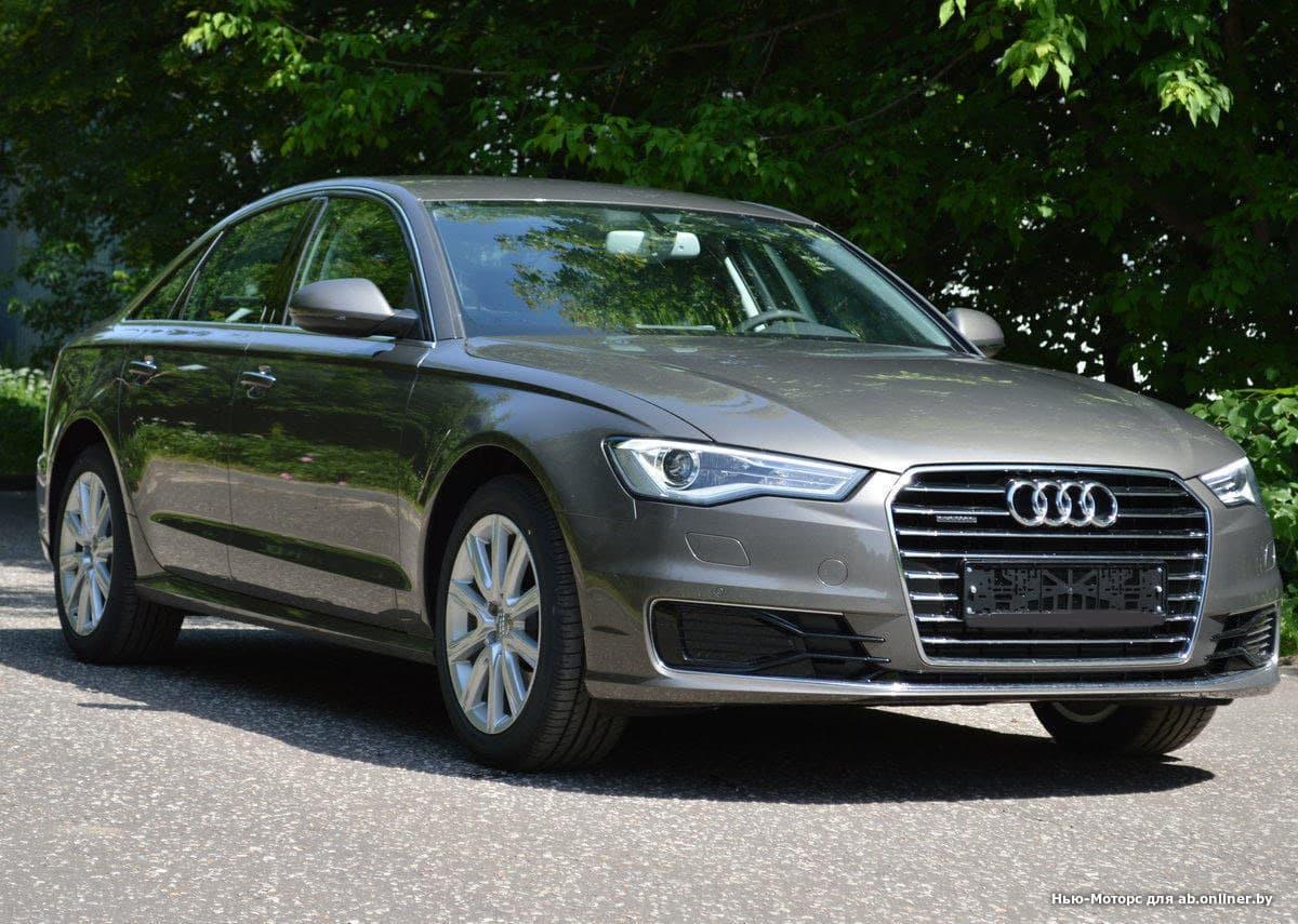 Audi A6 6MT