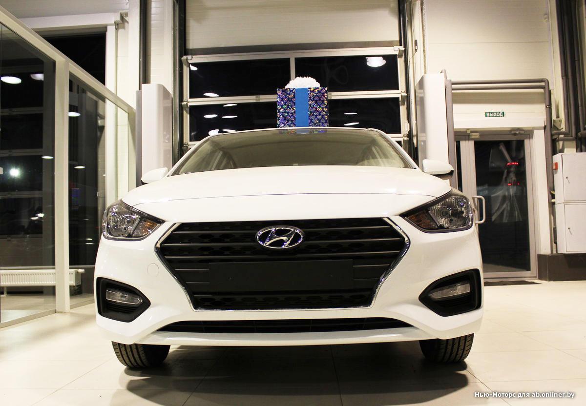 Hyundai Solaris Comfort