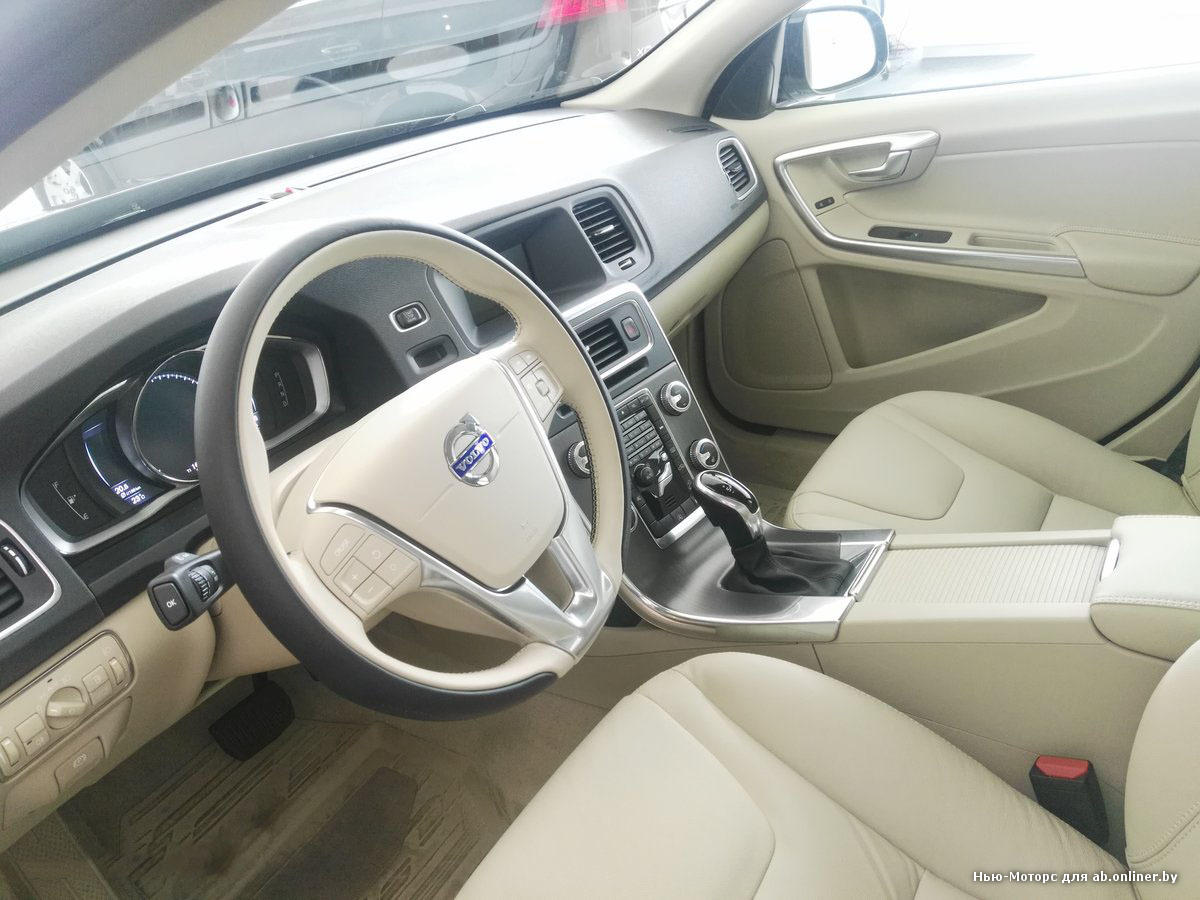 Volvo V60 Cross Country Kinetc