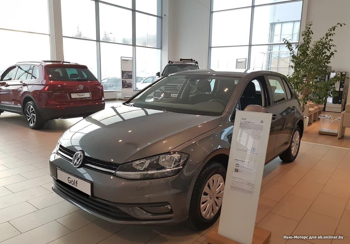 Volkswagen Golf Trendline 1.4TSI 125 7-DSG