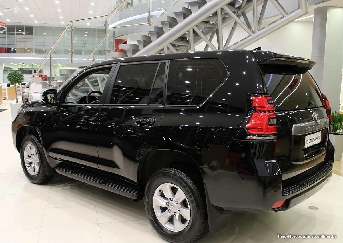 Toyota Land Cruiser Prado Стандарт