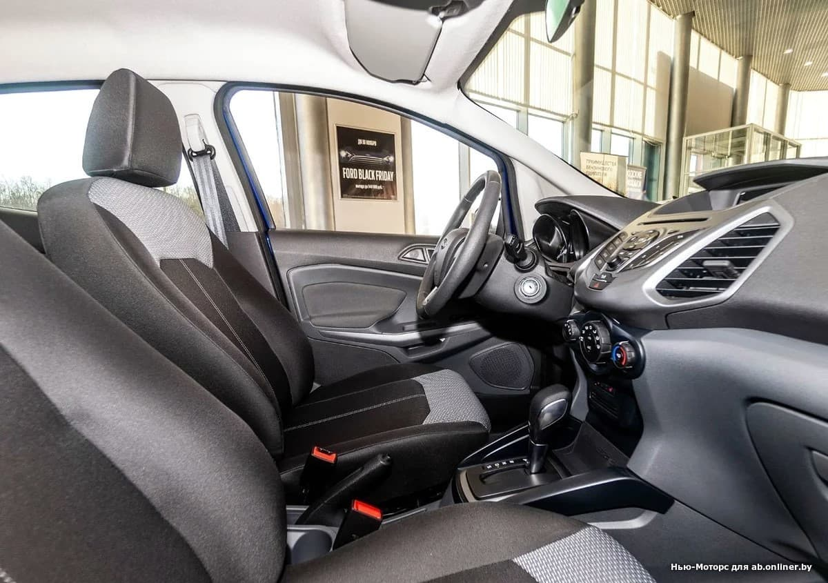 Ford EcoSport TREND 1.5 л 6АКП