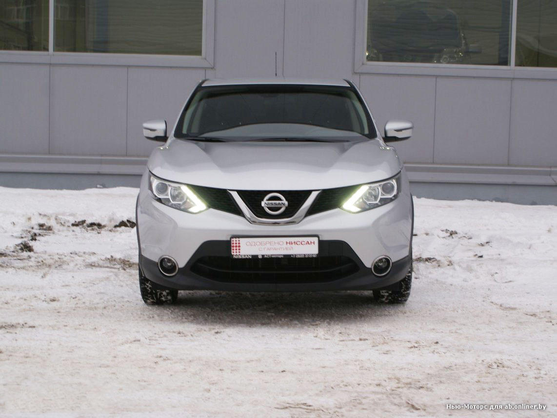 Nissan Qashqai LE
